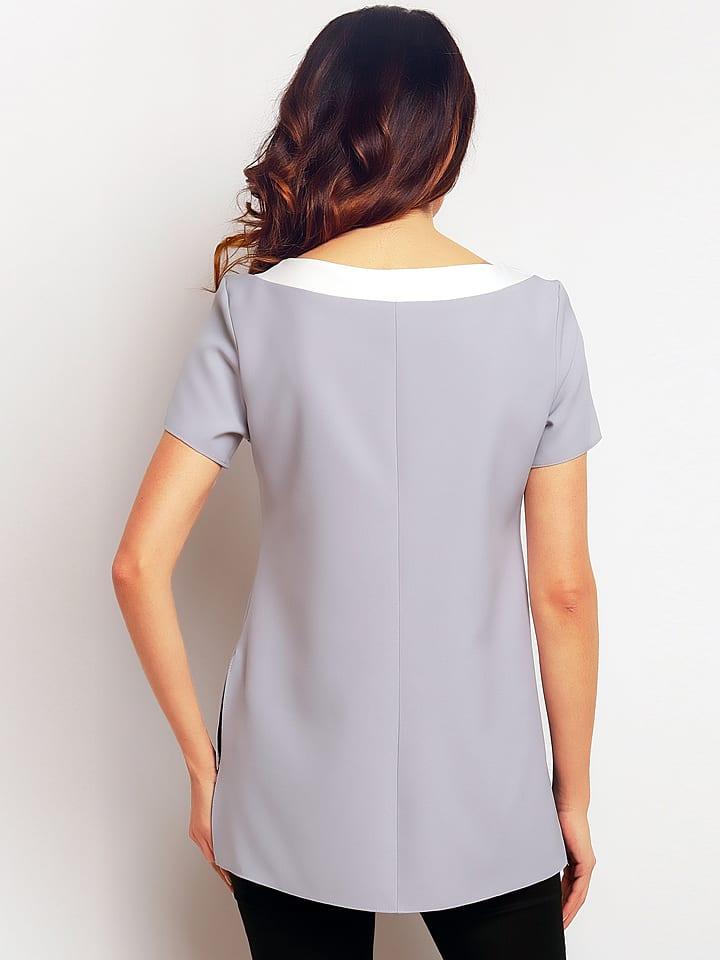 INFINITE YOU Shirt in Grau