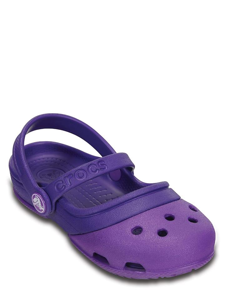 "Crocs Clogs ""Electro II"" in Lila"