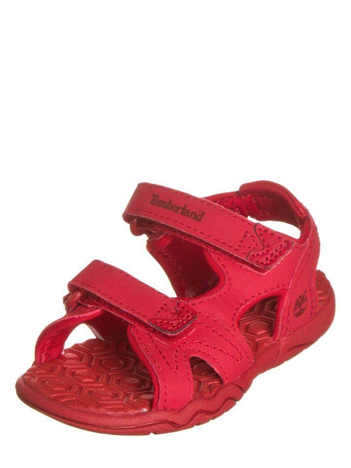 Timberland Sandalen in Rot