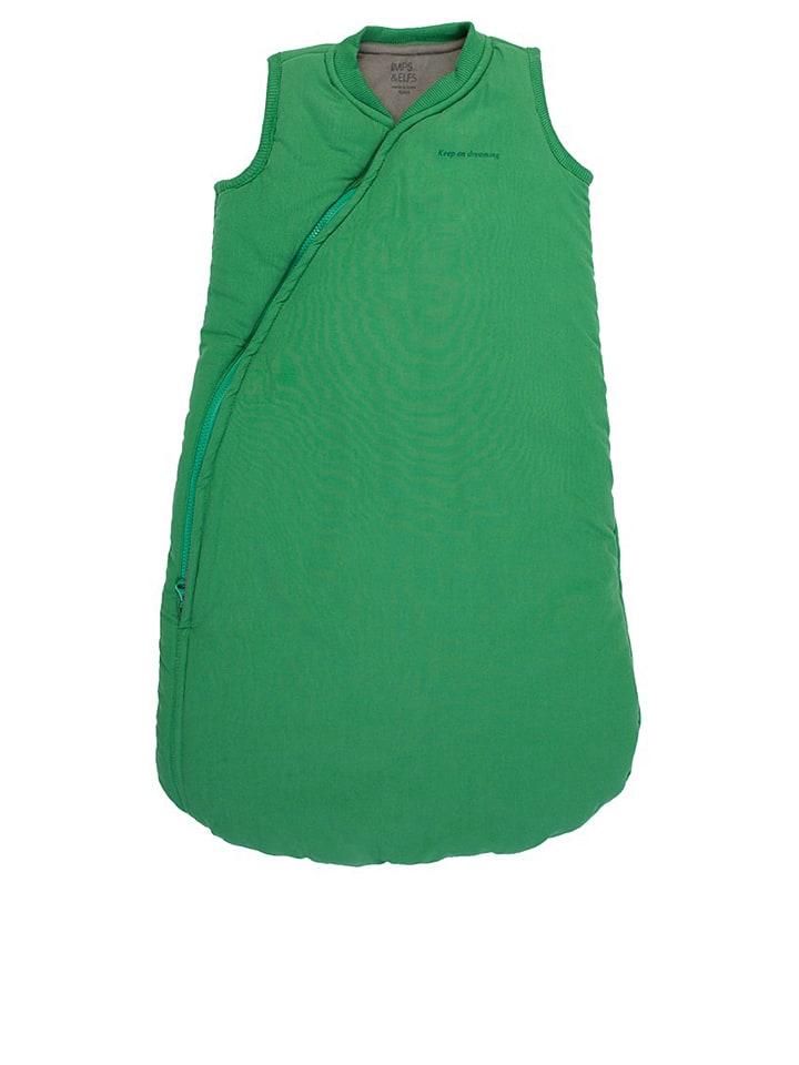 Imps & Elfs Babyslaapzak groen