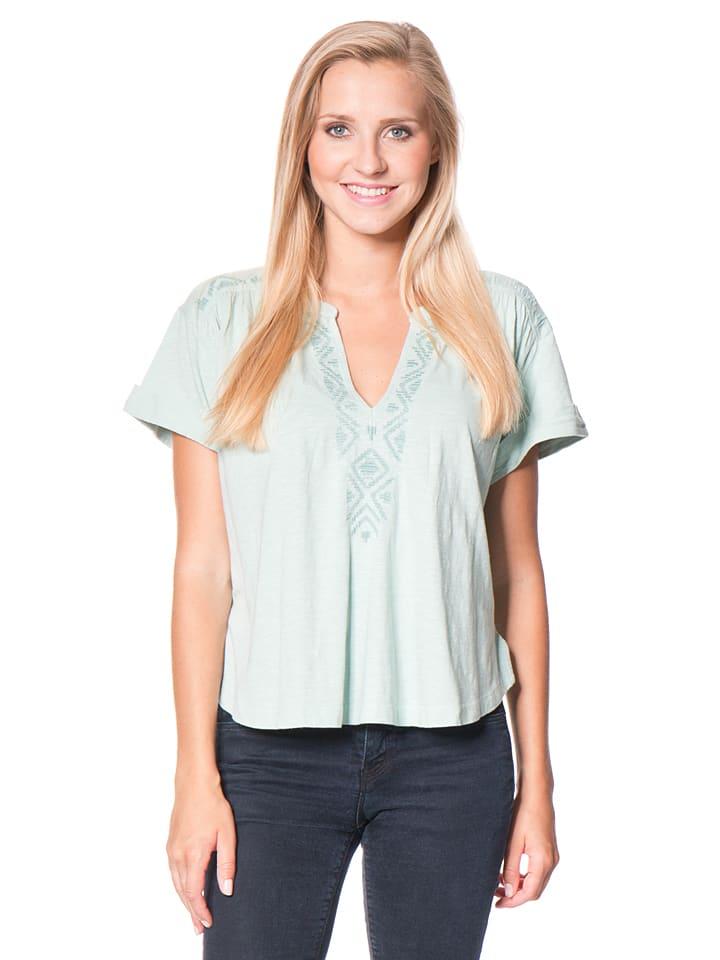 "Roxy Shirt ""Lucky"" in Mint"