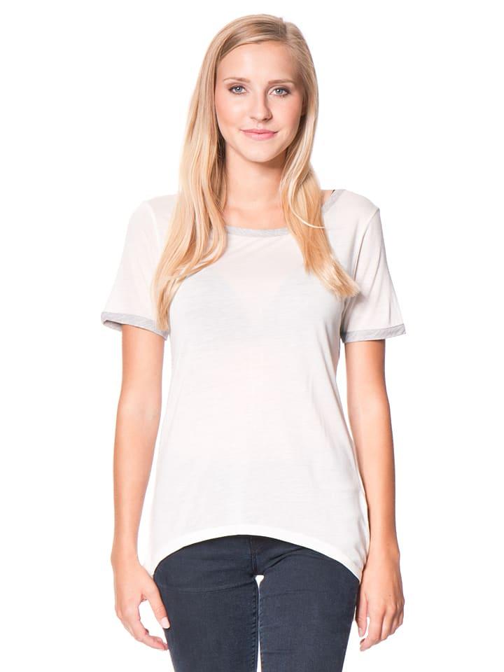 "Roxy Shirt ""Sunsetpalms"" in Creme/ Bunt"
