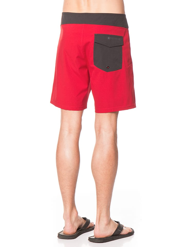 "Billabong Badeshorts ""All Day X 17"" in Rot"