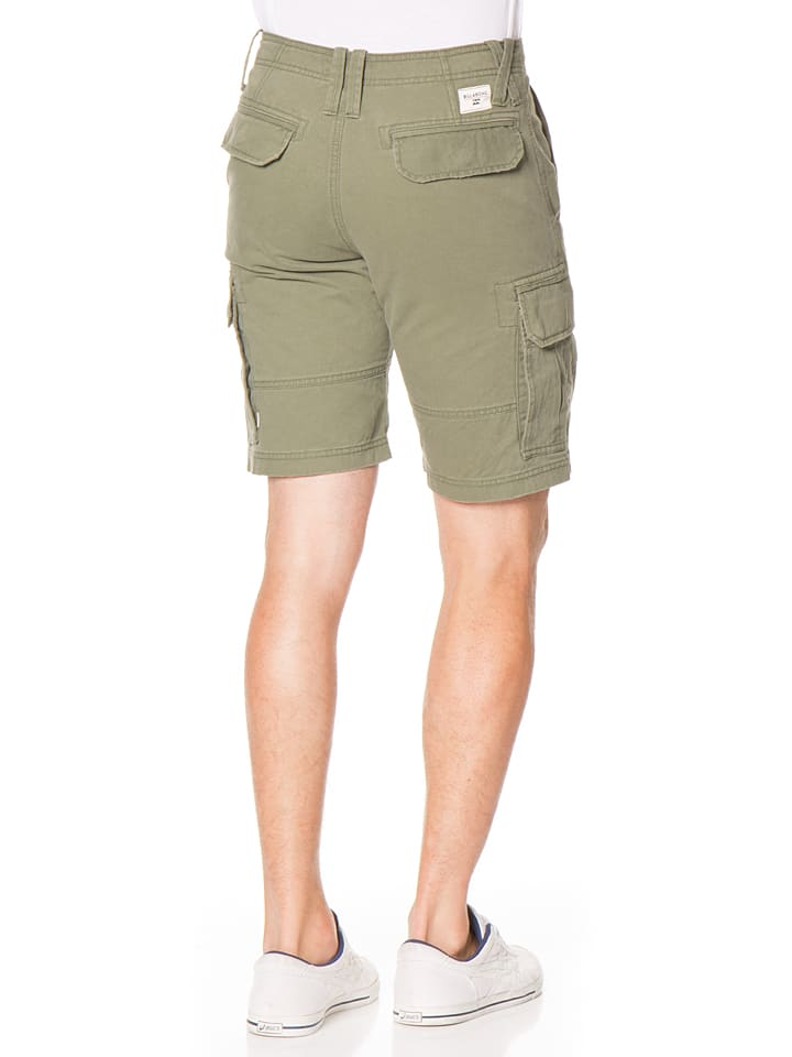 "Billabong Shorts ""New Order Cargo"" in Olive"
