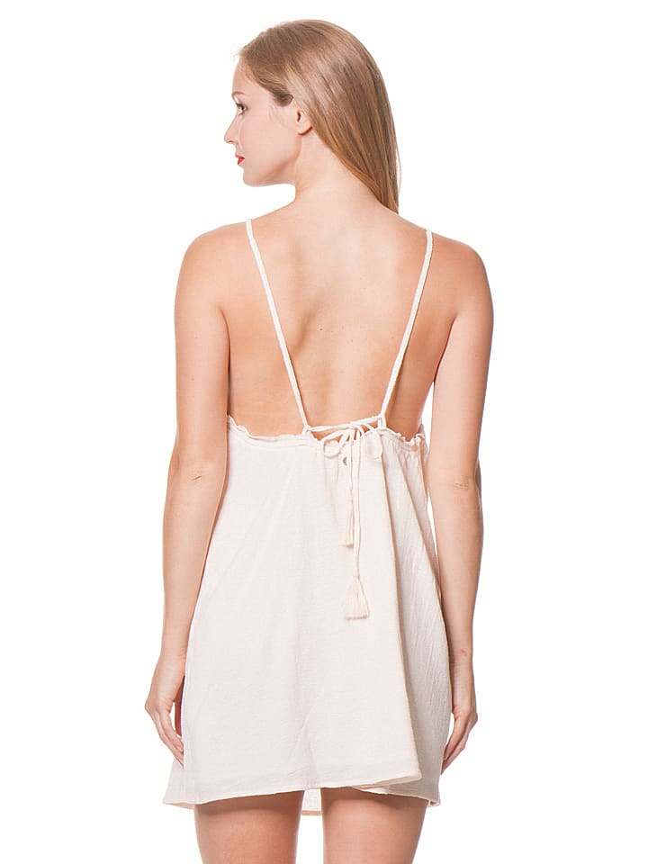 "Billabong Kleid ""Desert Sol"" in Creme"