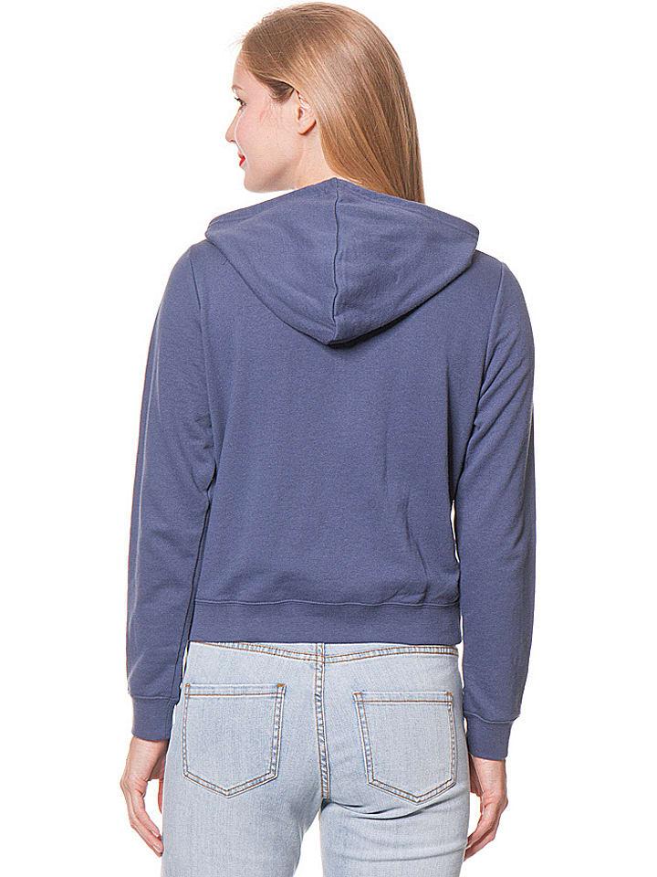 """Billabong Sweatjacke """"Let It Slide Fashion"""" in Blau"""