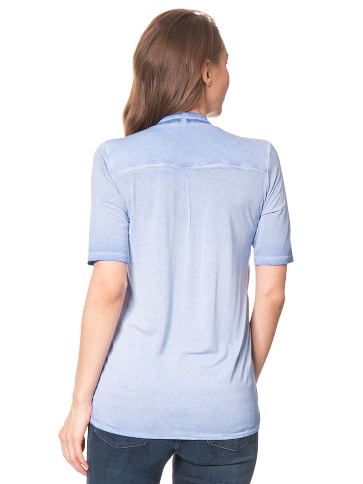 Marc O'Polo Shirt in Blau