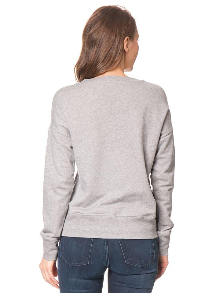 Marc O'Polo Sweatshirt in Grau