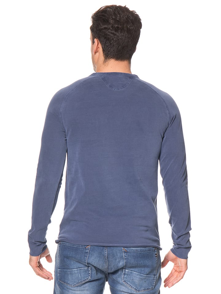 Marc O'Polo Longsleeve in Blau