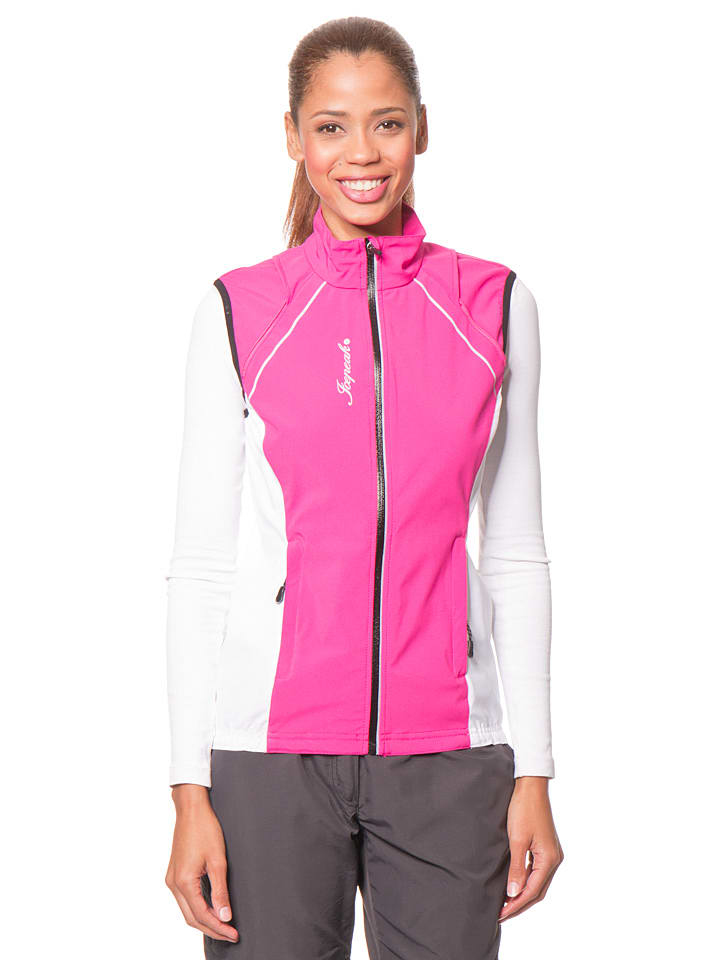 "Icepeak 2in1-Softshelljacke ""Fancy"" in Pink"