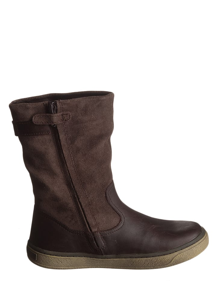Ciao Leder-Stiefel in Braun