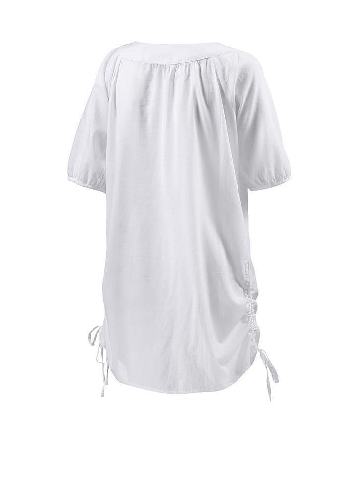 Linga Dore Tunika in Weiß