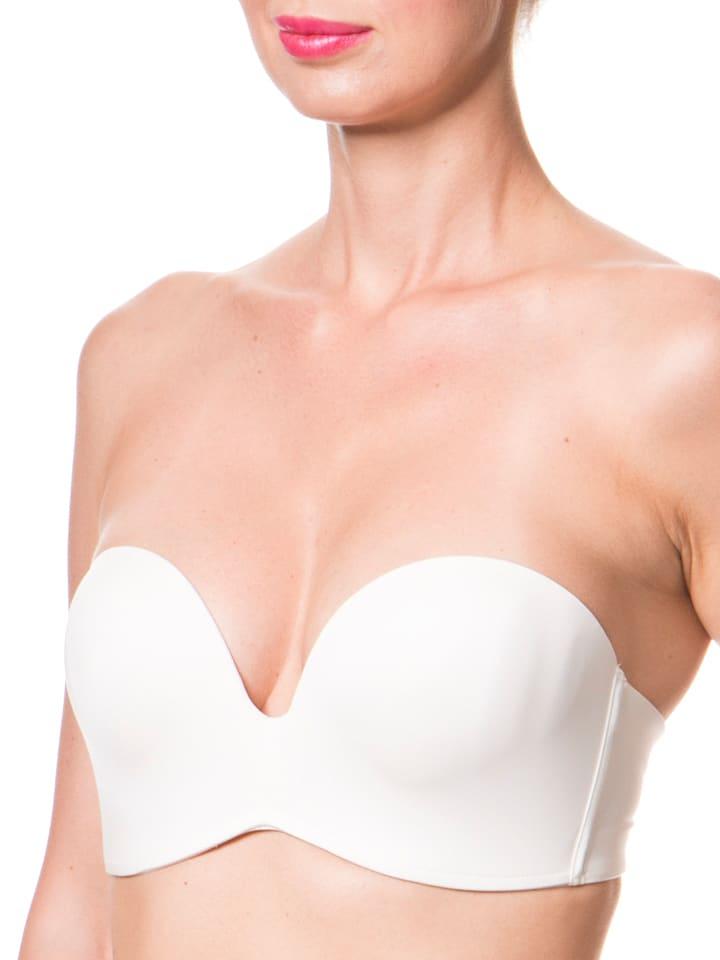 Wonderbra Schalen-BH in Weiß