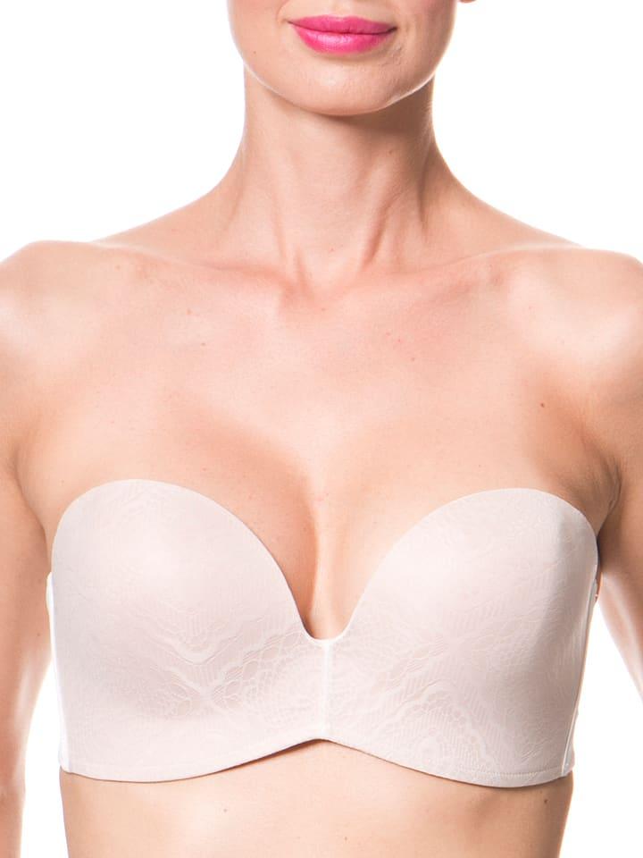 Wonderbra Schalen-BH in Nude