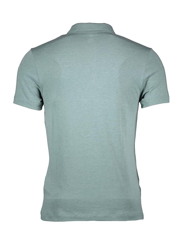 """Odlo Funktions-Poloshirt """"Shift X"""" in Grün"""