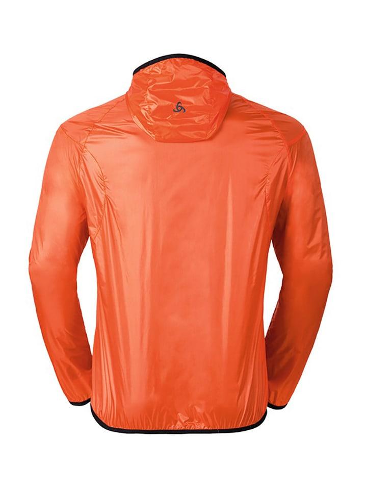 "Odlo Windbreaker ""Air Minimal"" in Orange"