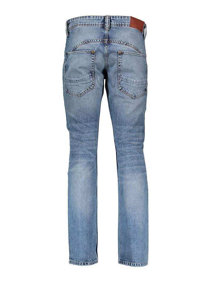 """Cross Jeans Jeans """"Marlon"""" - Regular fit - in Blau"""