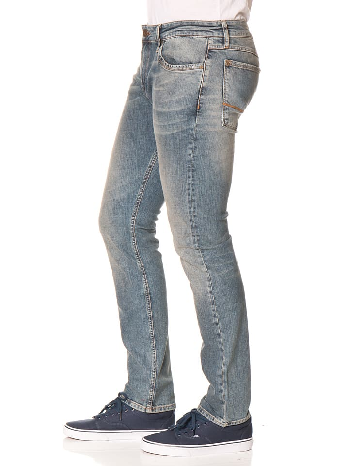 "Cross Jeans Jeans ""Johnny"" - Slim fit - in Blau"
