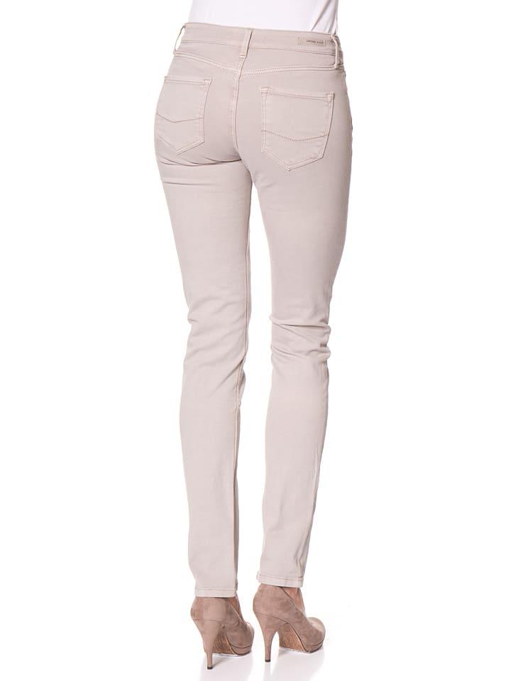 """Cross Jeans Jeans """"Anya"""" - Slim fit - in Grau"""