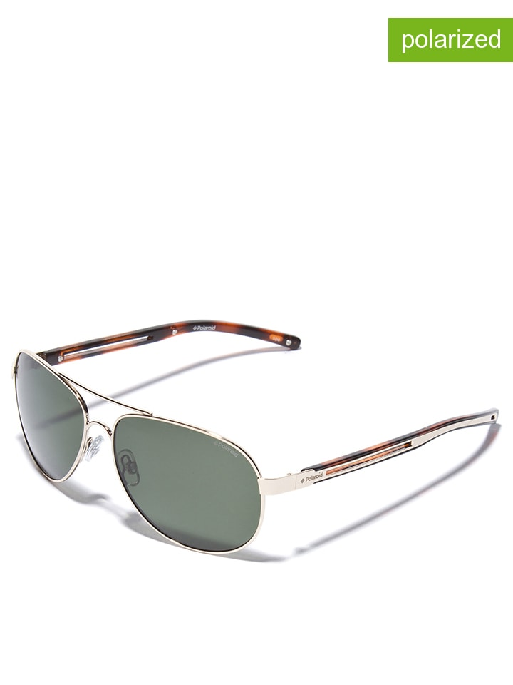 Polaroid Damen-Sonnenbrille in Gold - 46% PYcNHczj