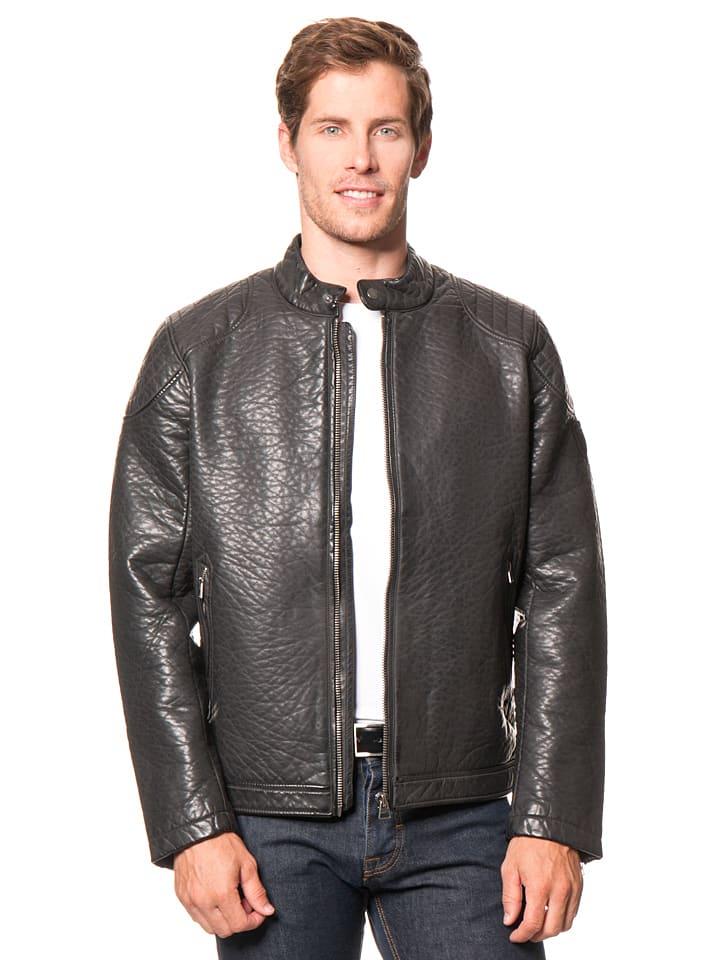 Tom Tailor Jacke in Schwarz