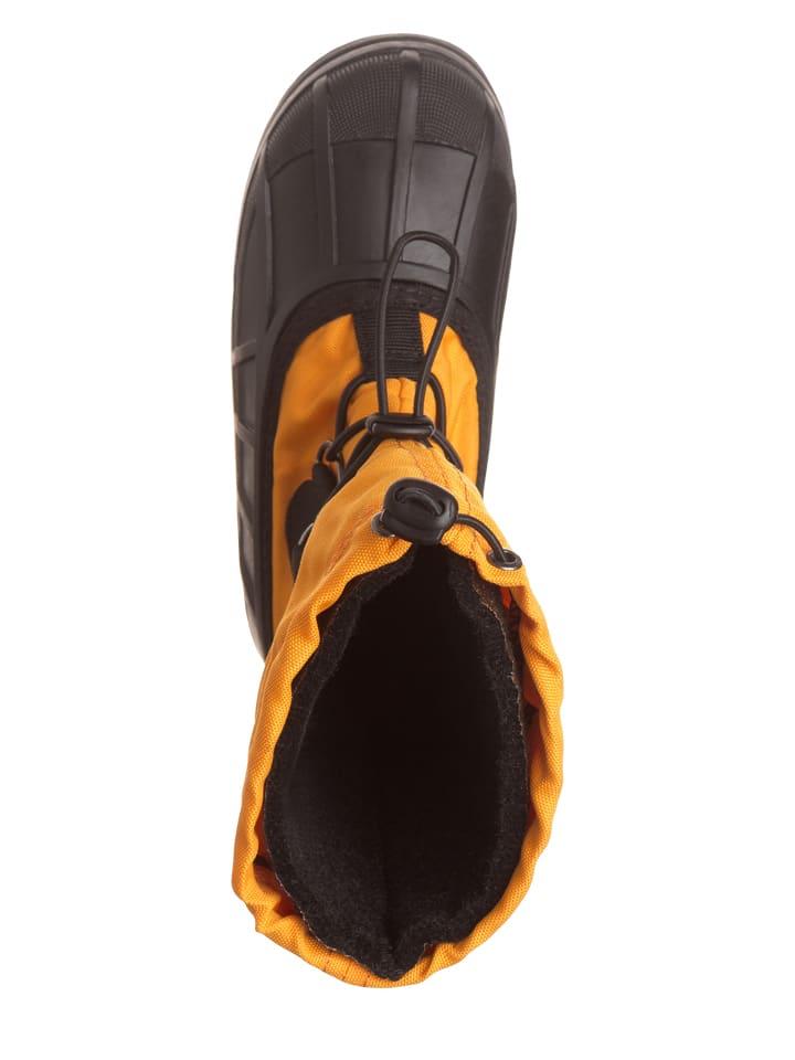 Kamik Winterstiefel Blackfrost 2 in Orange - 50% bdsL7