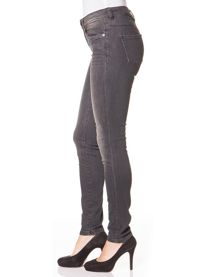 Tom Tailor Jeans - Skinny fit - in Anthrazit