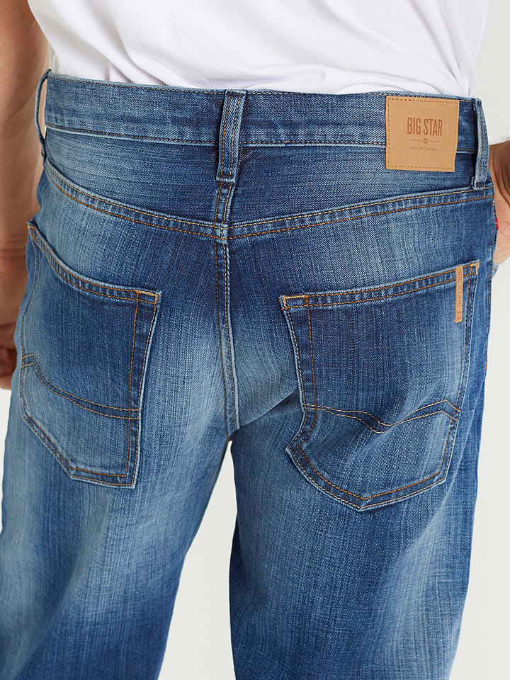 "BIG STAR Jeans ""Colt"" - Regular fit  - in Blau"