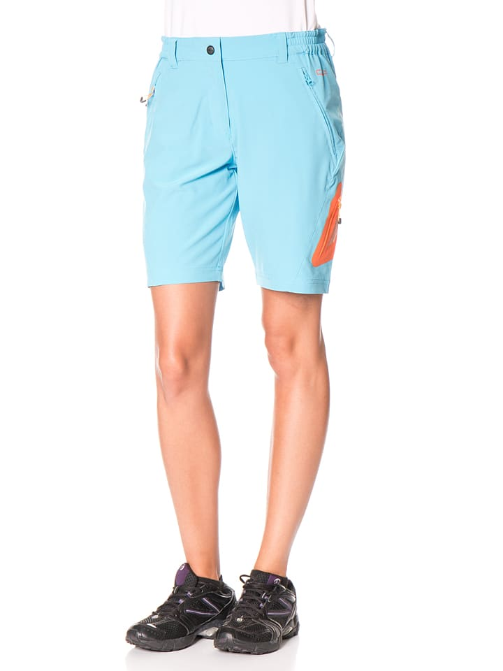 CMP Funktionsshorts in Hellblau
