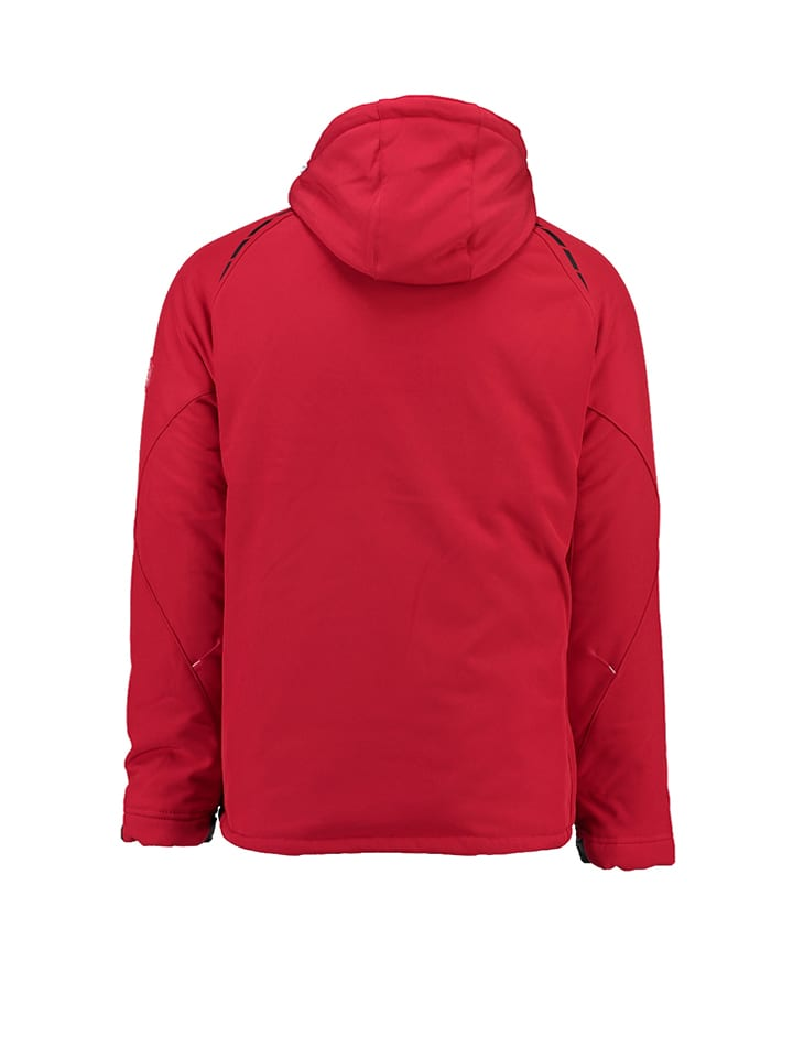 "Geographical Norway Softshelljacke ""Talit"" in Rot"