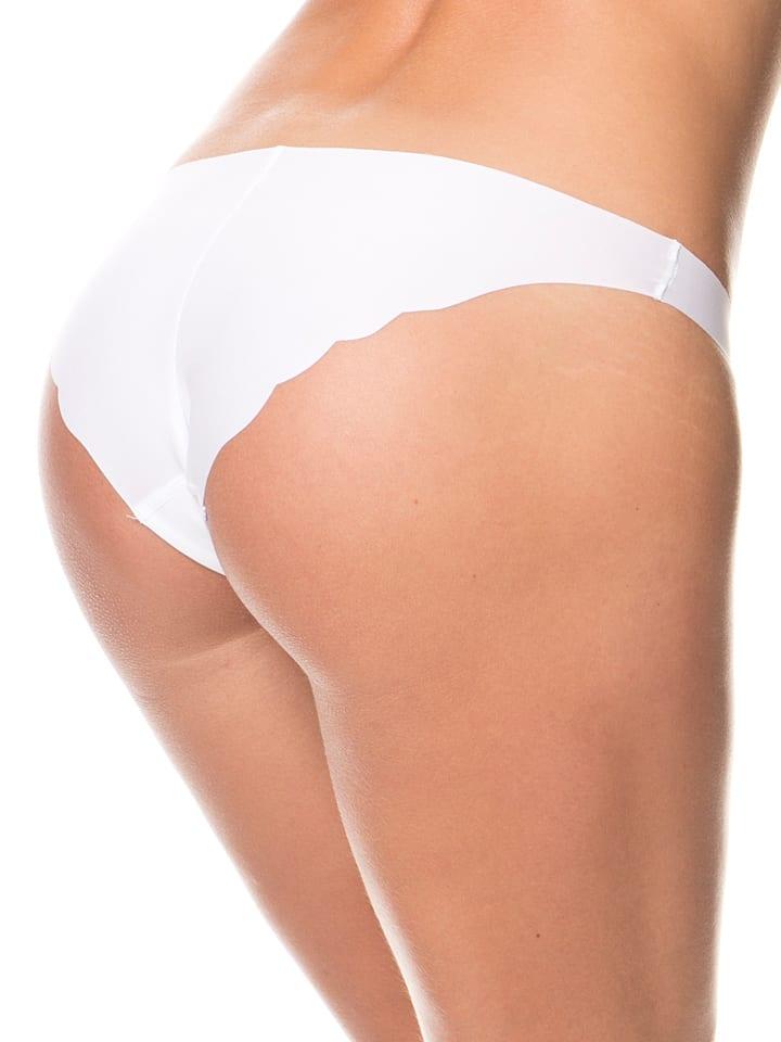 Skiny Slip in Weiß