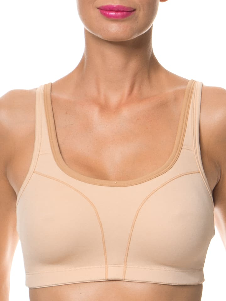 SUSA Sport-BH in Nude