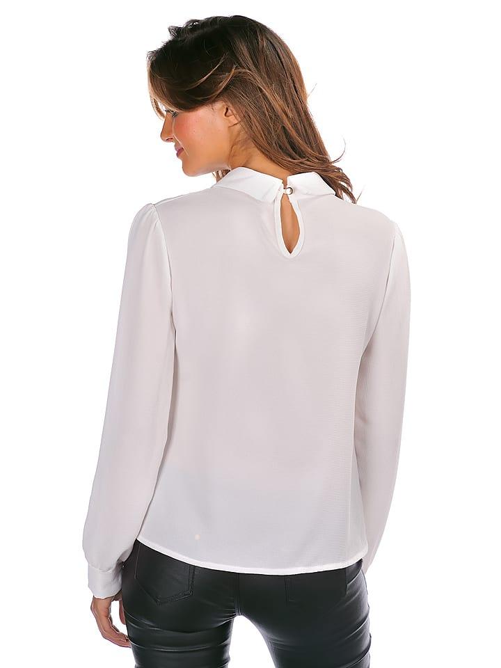 """Jo & Jil Shirt """"Manon"""" in Weiß"""