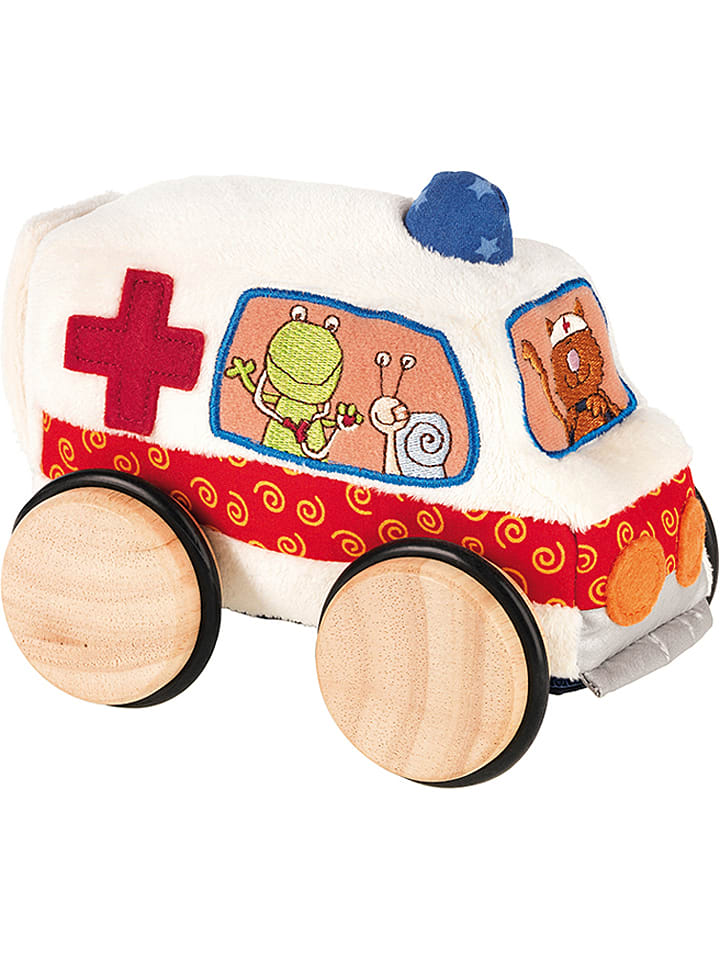 "Sigikid Pluszowe autko ""Ambulance Little Roadies"""