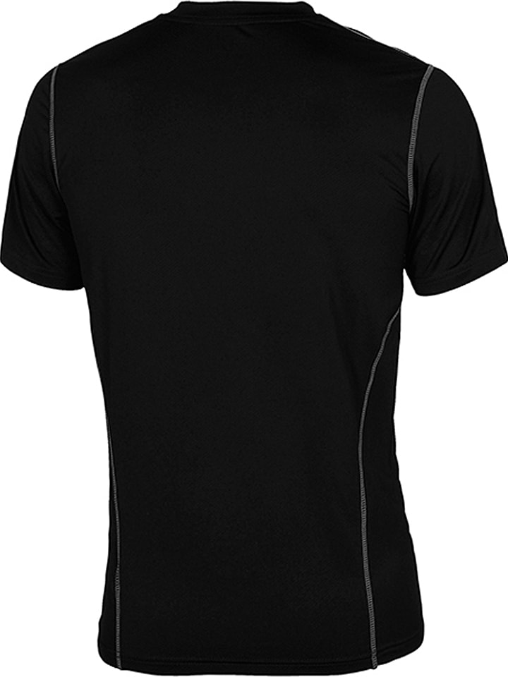 Arena Funktionsshirt Charge in Schwarz