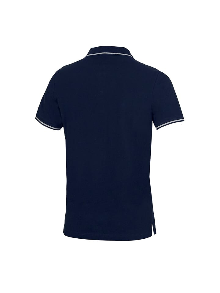 Arena Poloshirt Chassis in Dunkelblau