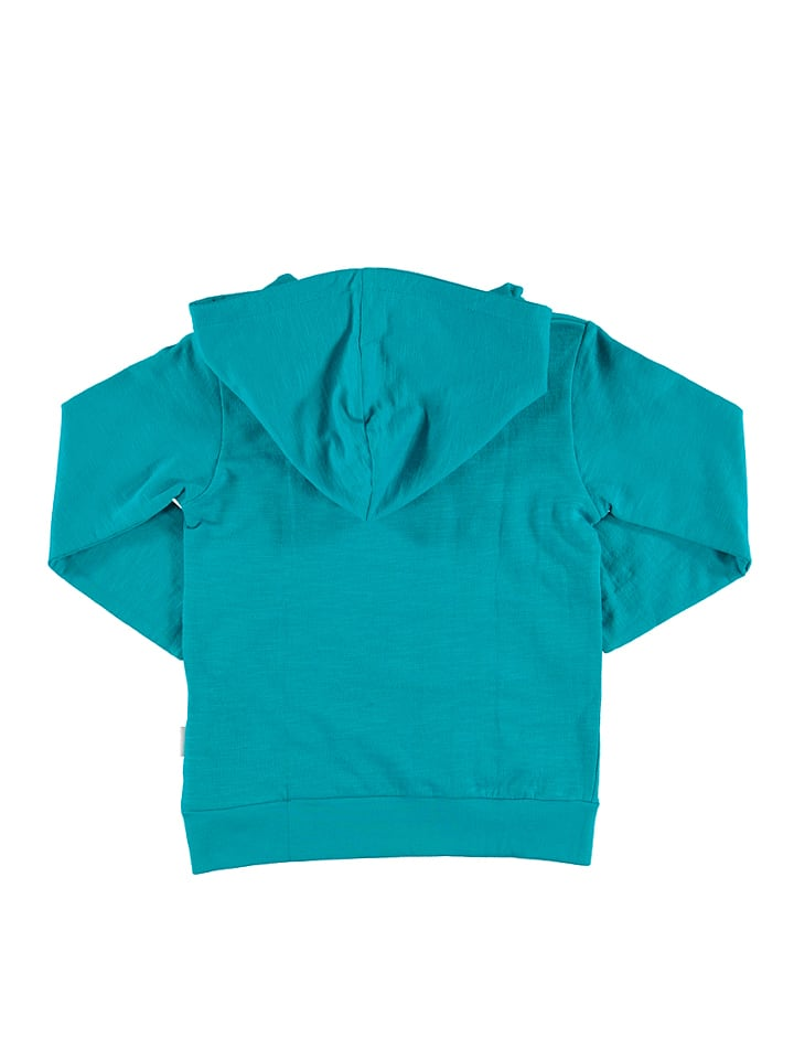 Gelati Sweatshirt in Türkis