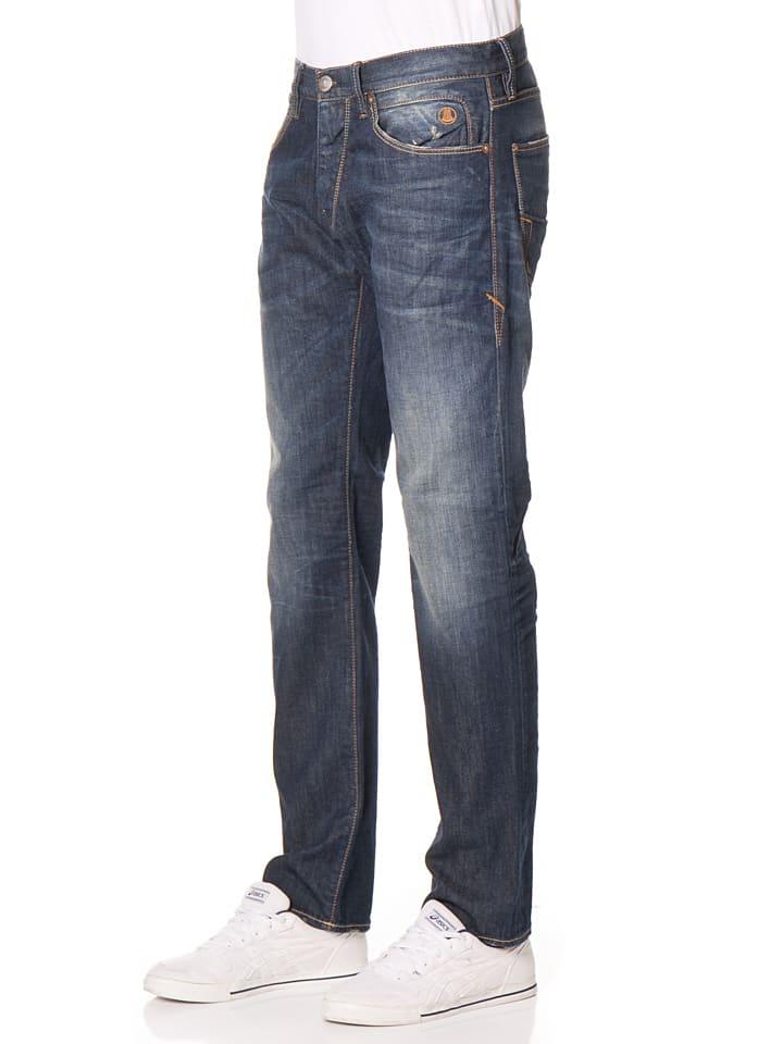 """Herrlicher Jeans """"Trade"""" - Regular fit - in Dunkelblau"""