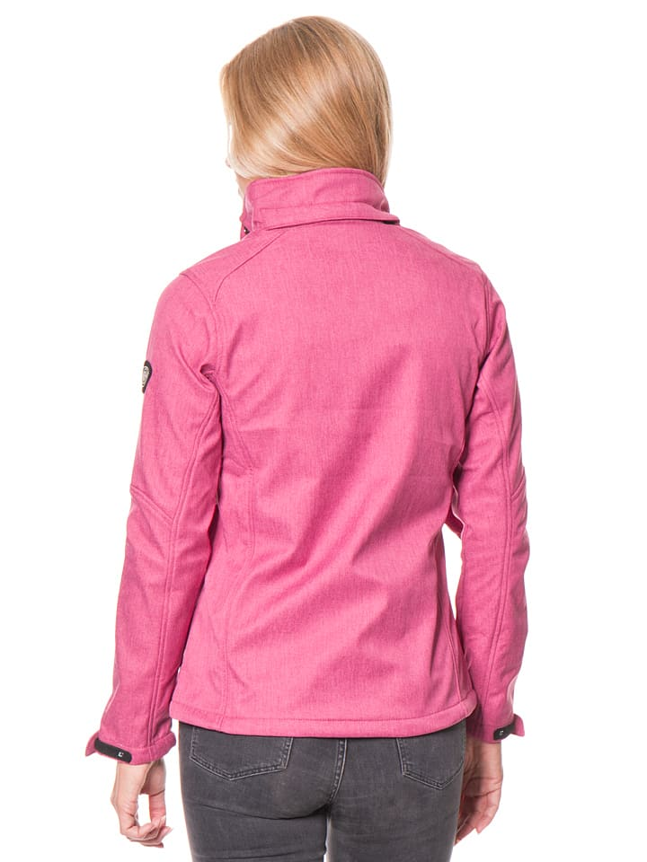 "Killtec Softshelljacke ""Jennifer"" in Fuchsia"