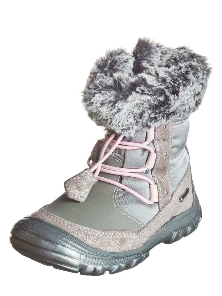 "Primigi Boots ""Oshawa"" in Grau"