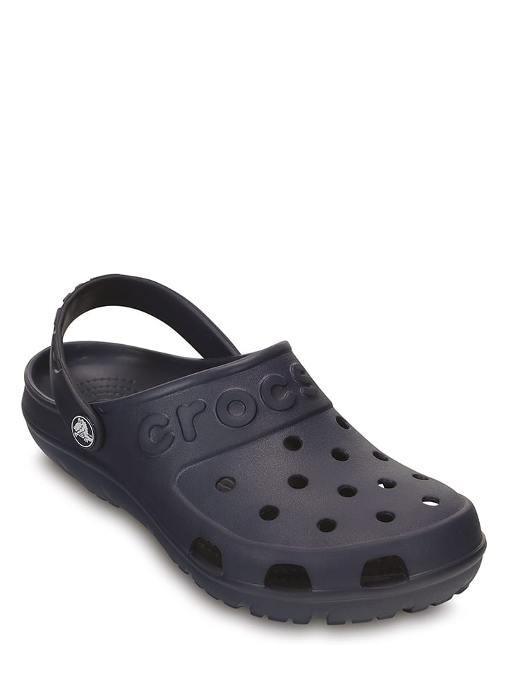 "Crocs Clogs ""Hilo"" in Dunkelblau"