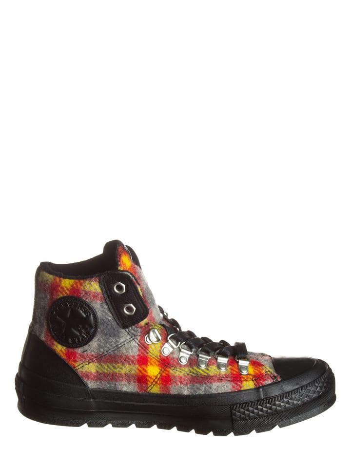 Converse Sneakers in Schwarz/ Bunt