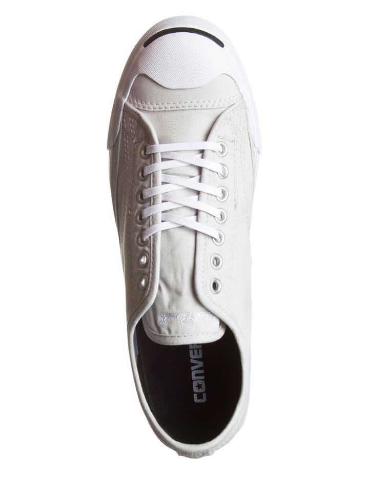 Converse Sneakers in Hellgrau