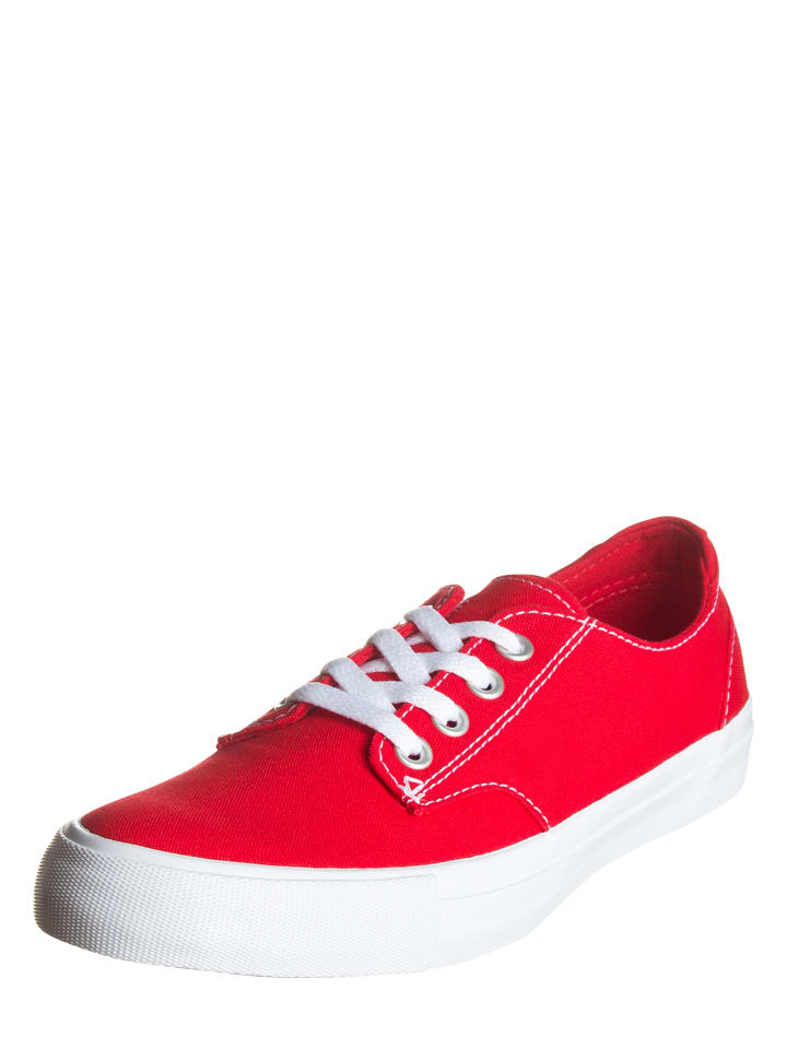 Converse Sneakers in Rot