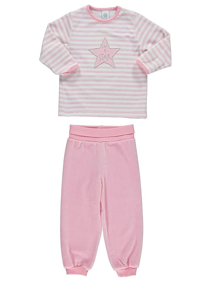 Sanetta Pyjama in Rosa