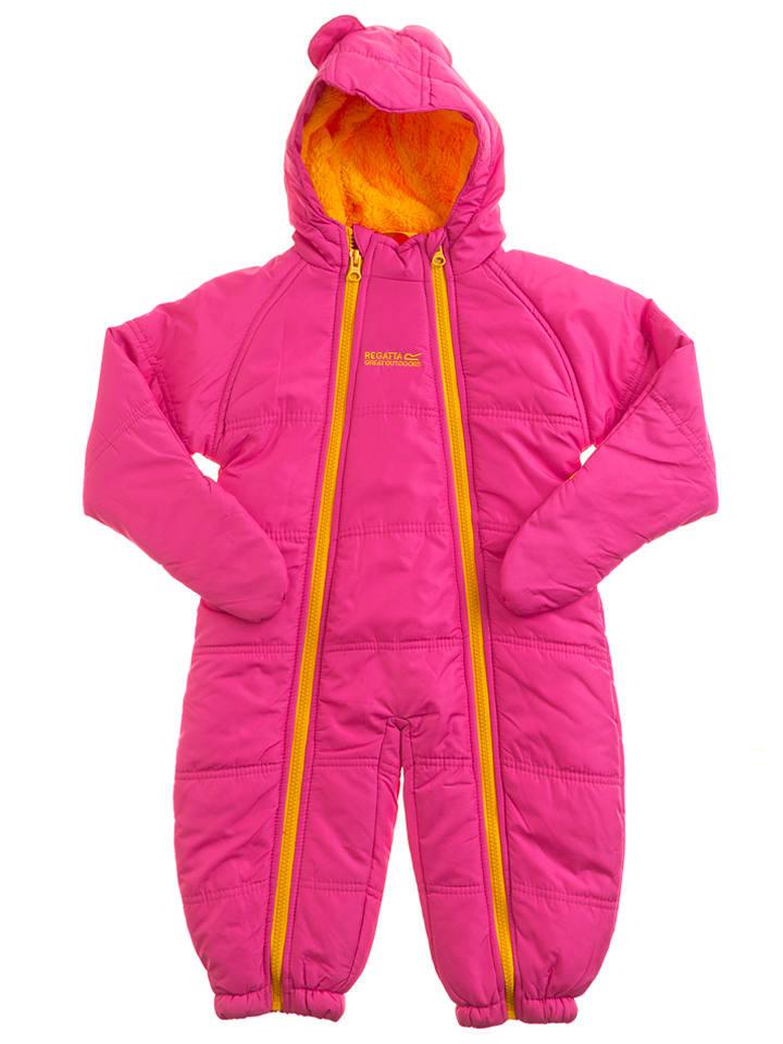 """Regatta Schneeanzug """"Pudgie"""" in Pink"""