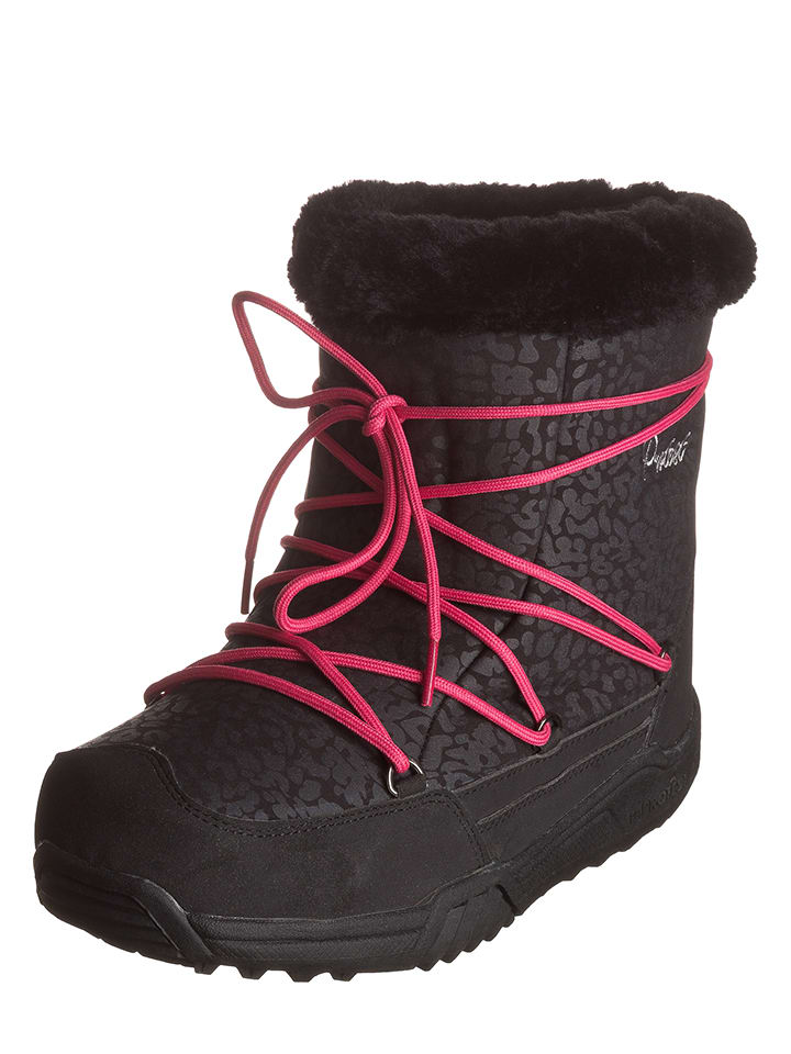 "Protest Winterboots ""Gili"" in Schwarz"