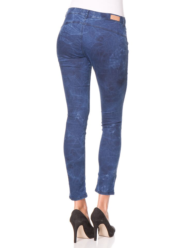 Nikita Jeans Summit in Blau
