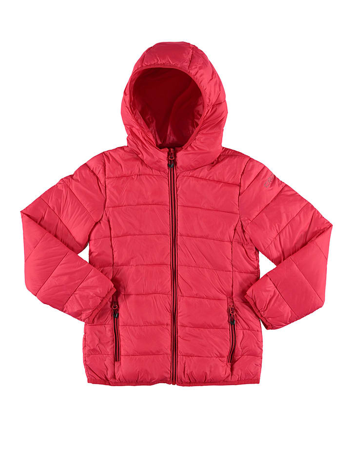CMP Winterjacke in Rot