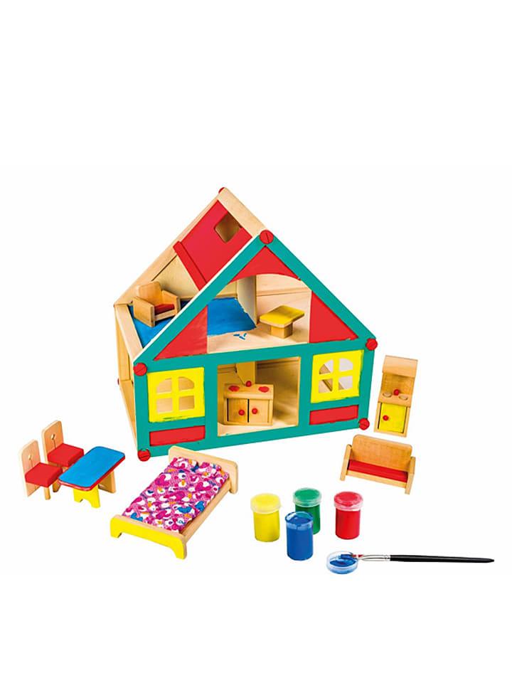 Glow2B DIY-poppenhuis - vanaf 3 jaar